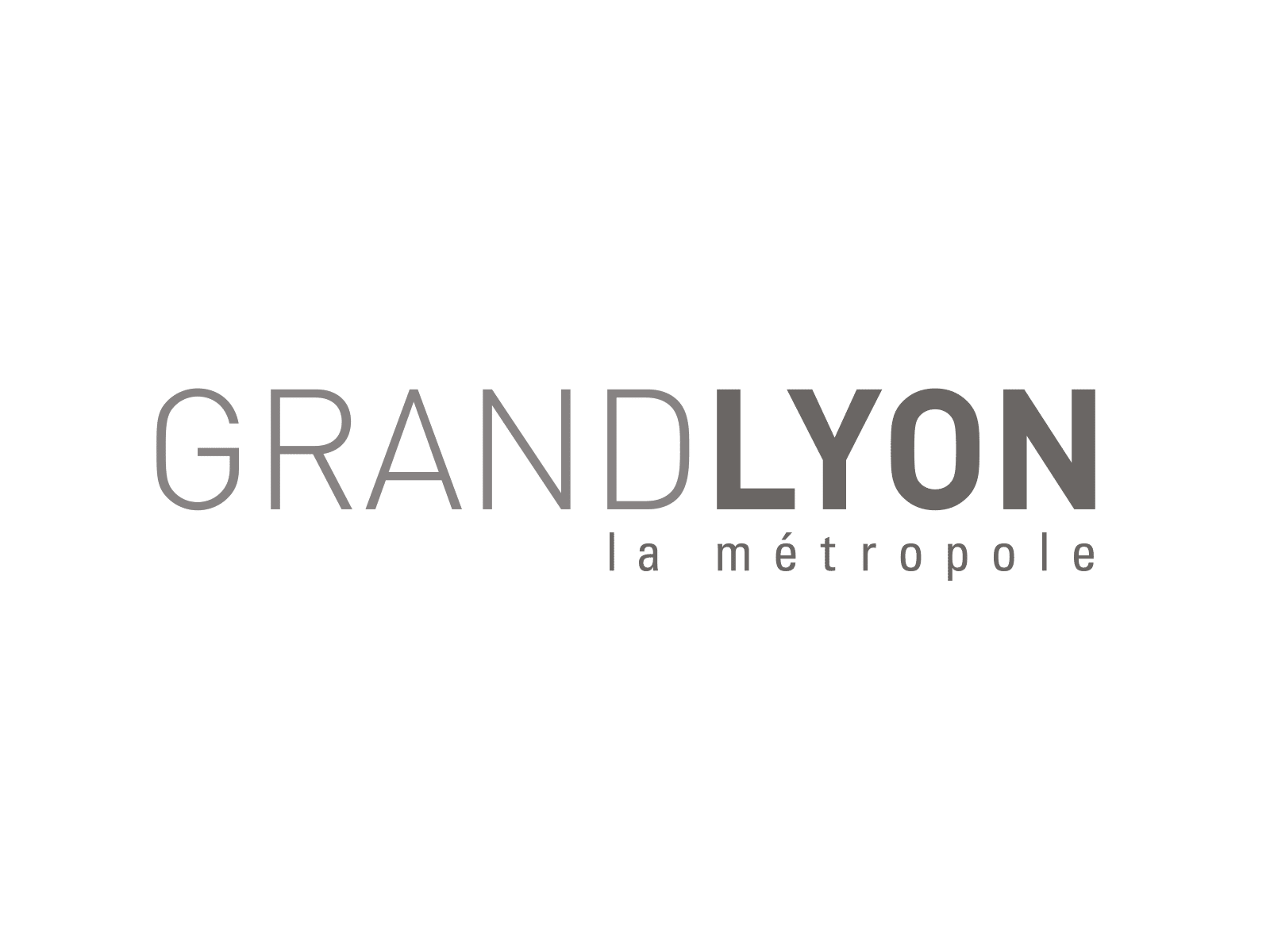 Logo GRAND LYON Metropole de Lyon - Client de STARFACTORY Communication