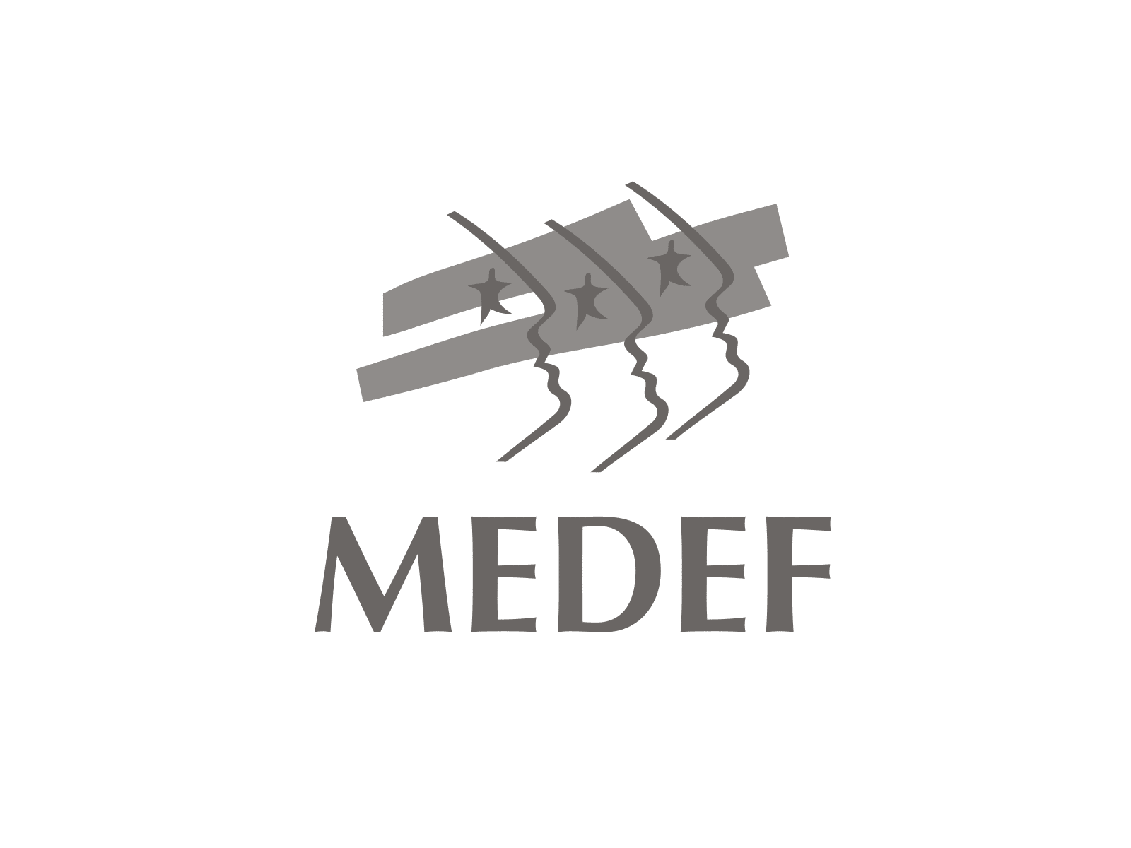 Logo MEDEF Lyon - Client de STARFACTORY Communication