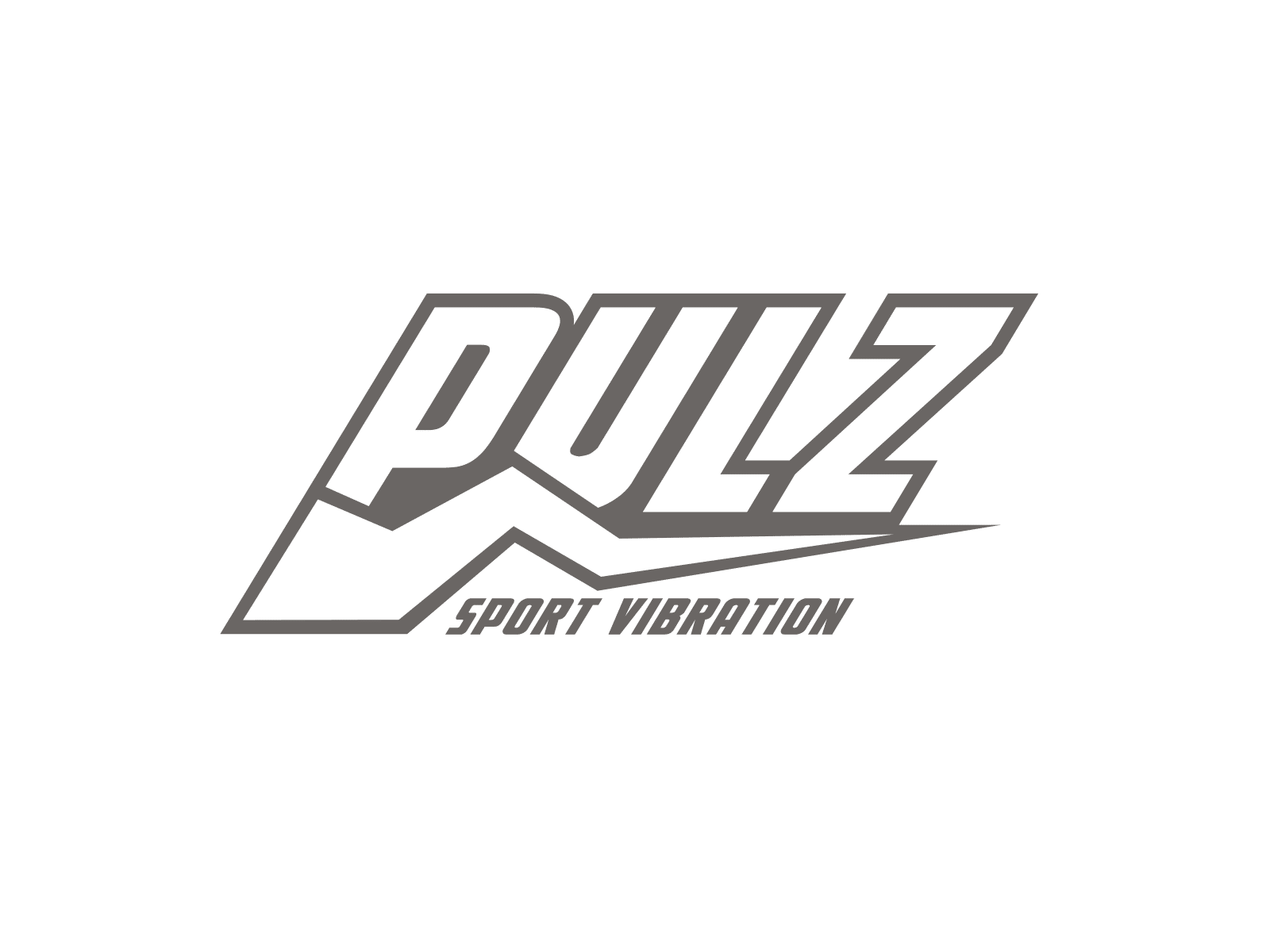 Logo PULZ Sport Vibration France - Client de STARFACTORY Communication
