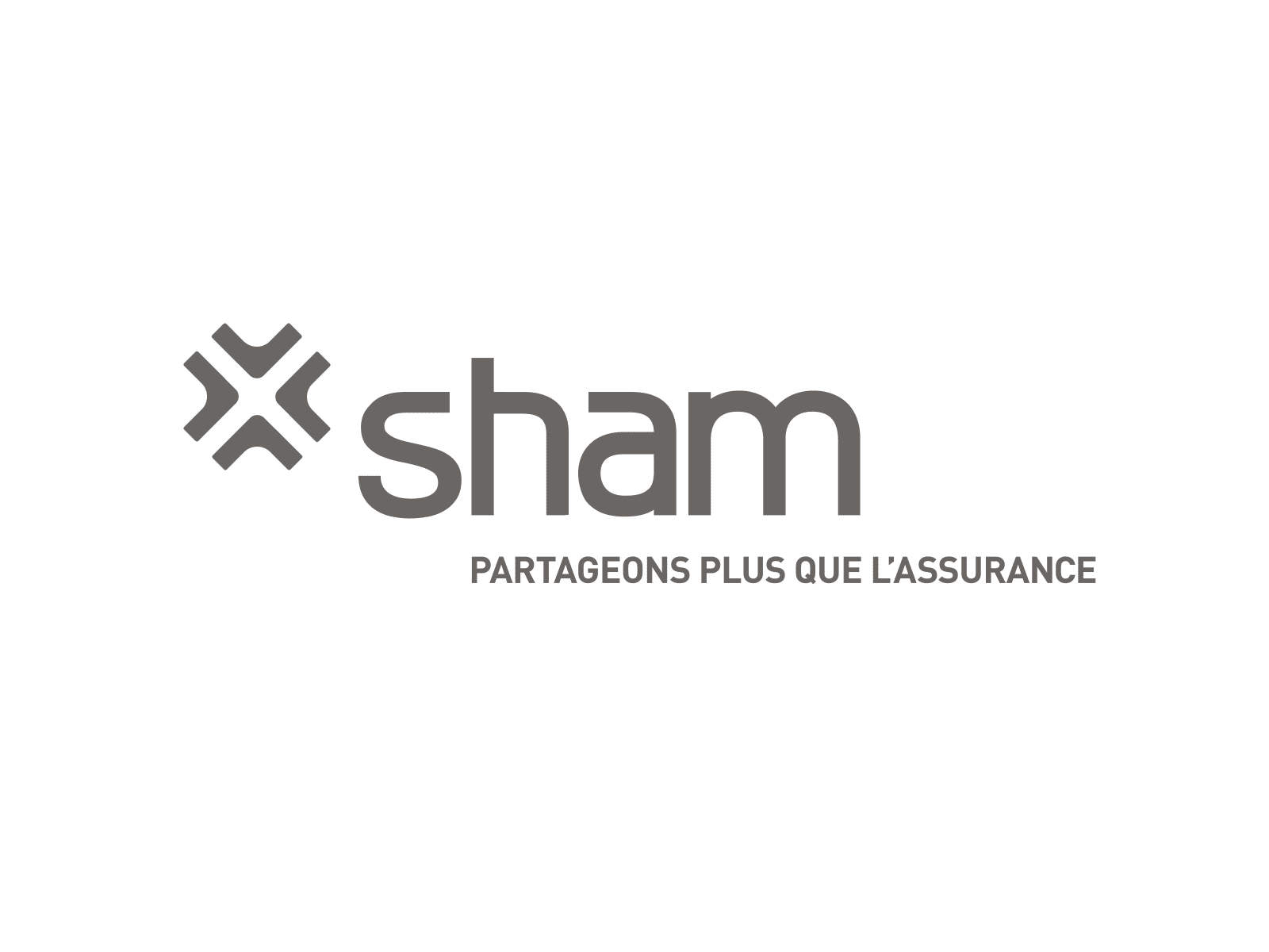 Logo SHAM Assurances France - Client de STARFACTORY Communication