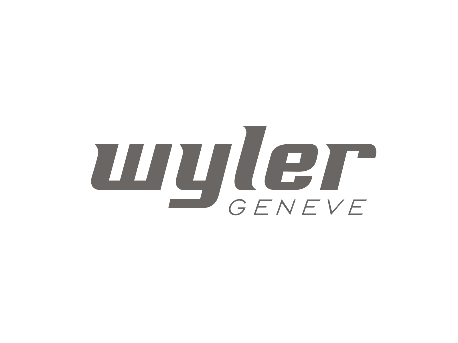 Logo WYLER Watches Geneve - Client de STARFACTORY Communication